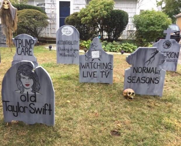 Dead Trends Graveyard