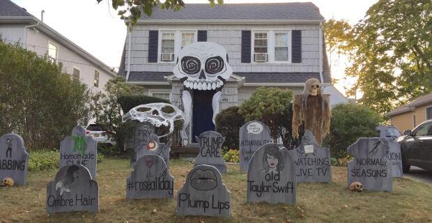 Full graveyard