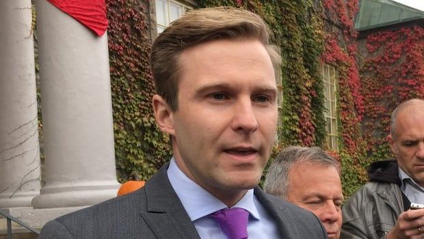 Premier Brian Gallant's popularity among New Brunswickers has dropped since August, a new poll suggests.