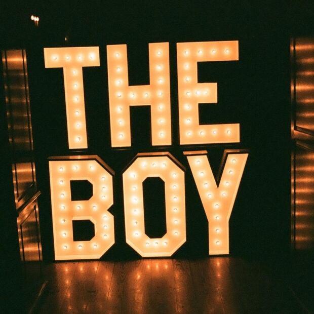 Drake the boy