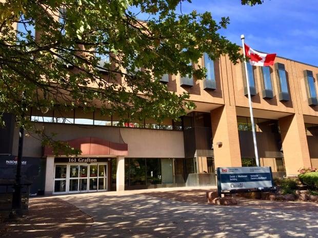 Veterans Affairs Building 3