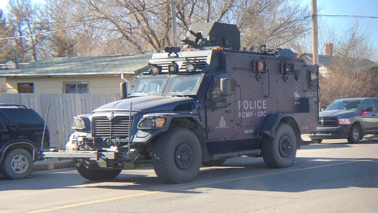 regina police eye purchase of tactical armoured truck cbc news