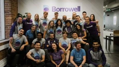 Borrowell team