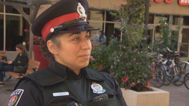 Lila Shibley Ottawa police muslim officer