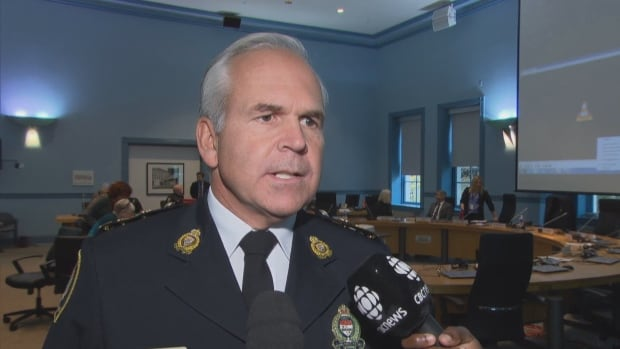 Chief Charles Bordeleau said the policy needs to be more explicit, but hijabs are already an acceptable part of uniform.