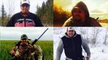 4 hunters waskaganish