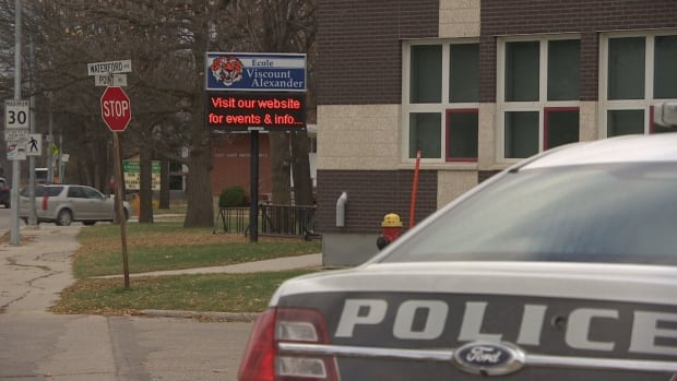 Winnipeg police have found a 10-year-old boy went missing his mother dropped him off at school Monday morning.