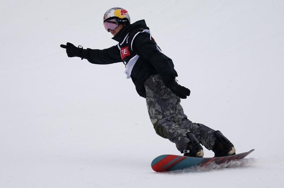 Mark McMorris Snowboard