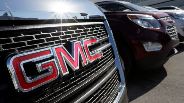 General Motors reported a $2.5 billion US third-quarter pretax on Tuesday, which had its stock on the rise.