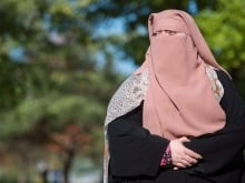 A legal challenge over the constitutionality of Quebec's face-covering ban was launched earlier this week.