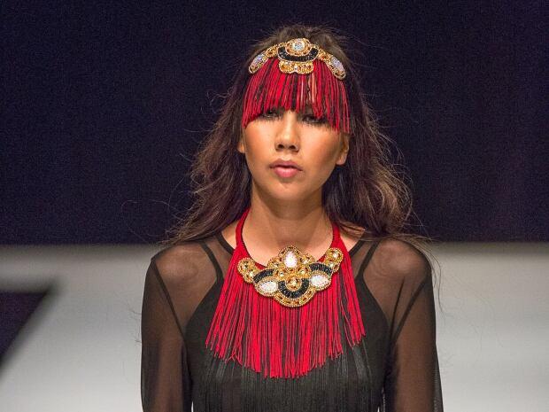 Canadian Indigenous Fashion Designer