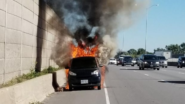 Not only do Smart car owners have to worry about wearing the car as a skirt if they get into an accident, now they have to worry about burning to death ... Any Smart car owners?