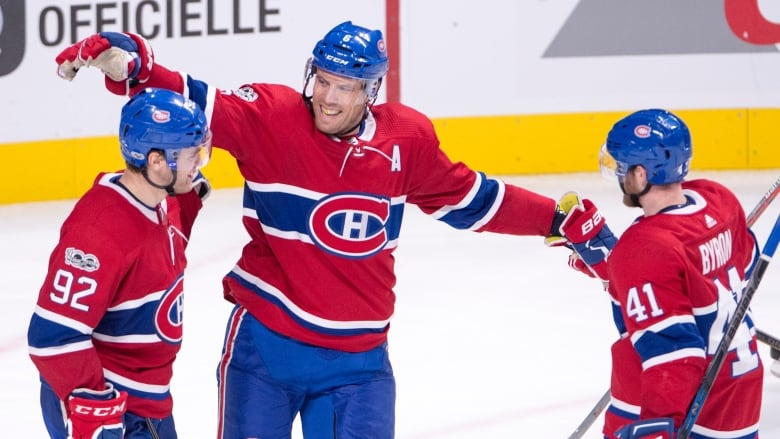 f57f5ed79a1 Canadiens snap 7-game skid as offence comes to life against Panthers ...
