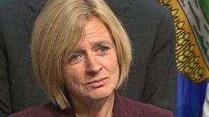 Premier Rachel Notley defends sex education curriculum