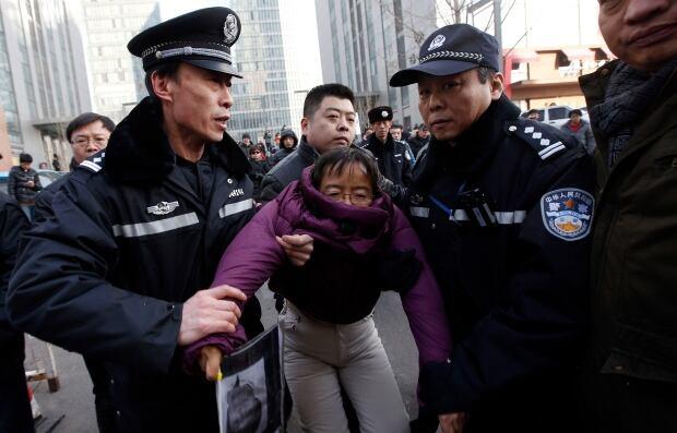 CHINA-ACTIVIST
