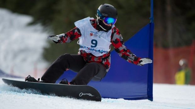 Meryeta O'Dine's snowboard cross career appears to be on the rise. But, like many Canadian athletes, concussions are a threat to derail her.