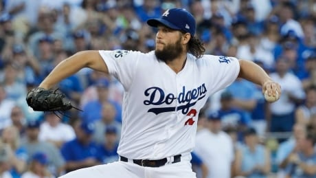 Kershaw stays with Dodgers on reworked 3-year, $93M deal