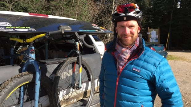 John Sprague moved to Sioux Lookout, Ont. and embraced the sport of fatbiking so much, he created his own company, known as Cedar Bay Trails Co.