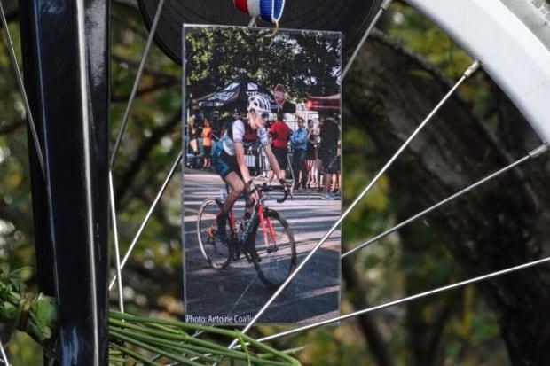 ghost bike ouimet