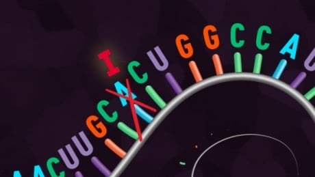 RNA editing CRISPR