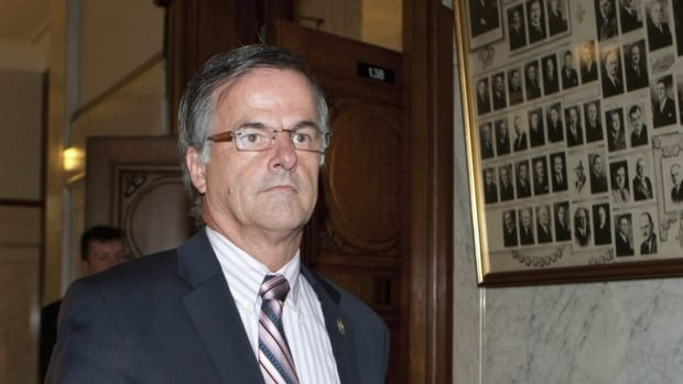 Guy Ouellette became a Quebec MNA in 2007, after working for three decades with Quebec provincial police.