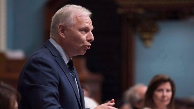 Parti Québécois Leader Jean-François Lisée says the province's Bill 62 doesn't go far enough.