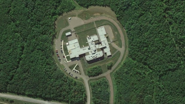 The Southeast Regional Correctional Centre as seen from the air.