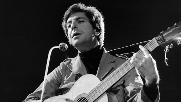 In November 1966, a 32-year-old Leonard Cohen performed his music on CBC. His debut album, Songs of Leonard Cohen, would be released the following year.