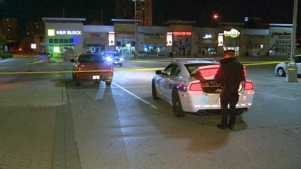 Brampton shooting leaves man in life-threatening condition