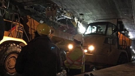 Detroit-Windsor Tunnel construction pushed again, no new delivery date set