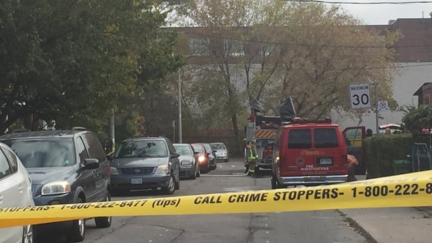 1 dead after residential fire in Junction Triangle