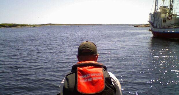 DFO on food fishery patrols 2017