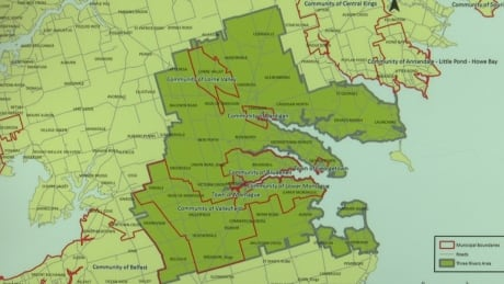 Privately-sponsored plebiscite overwhelmingly rejects Three Rivers amalgamation