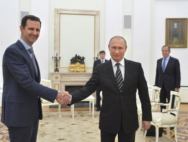 MIDEAST-CRISIS-SYRIA/PUTIN