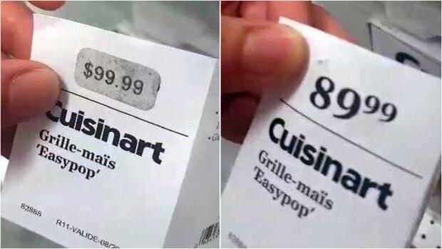 Chris Wrinn Sears Canada liquidation prices