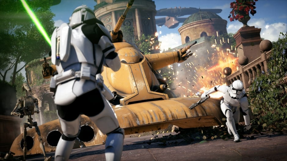 Gamers voiced discontent about Star Wars Battlefront II when they learned that players could pay real money to gain a competitive advantage in the game.