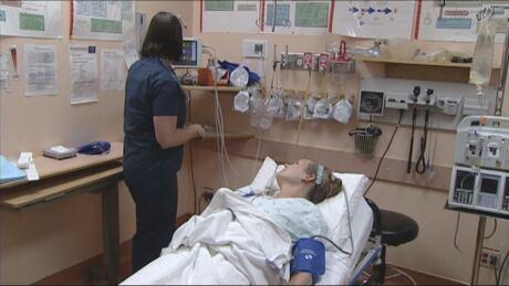 Nurse Stanton Hospital