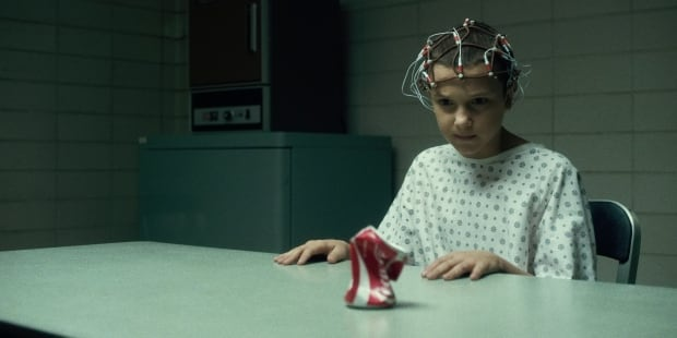 Stranger Things Season 1 mind experiment