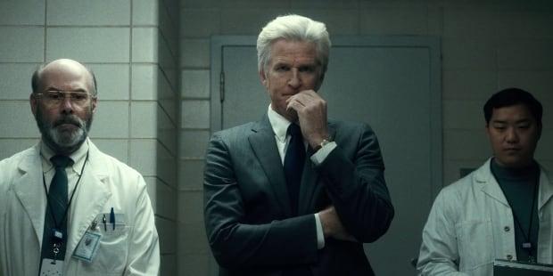 CIA operatives Stranger Things Season 1