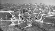 The Syncronettes at Port Alberni amalgamation celebration 1967