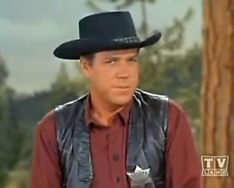 Bing Russell As Deputy Clem Foster In 'Bonanza