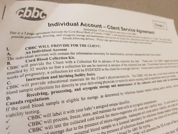 CBBC client service agreement