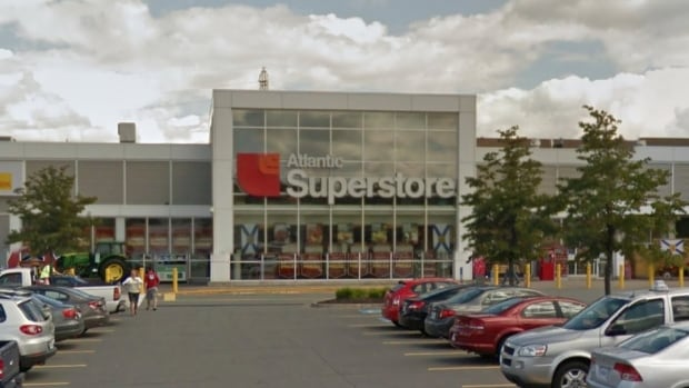 The fire broke out at about 6 p.m. on Oct. 27 in the paper towel aisle of the store on Joseph Howe Drive.