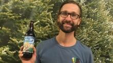 Chris Lukie, Brewmaster, Swans Brewery Pub and Hotel, Victoria