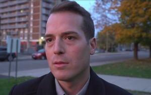 Councillor Mathieu Fleury Oct. 27, 2017