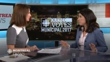One-on-one with Valérie Plante