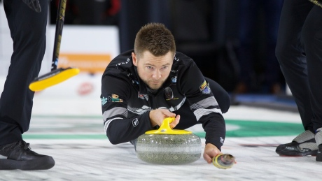McEwen advances at curling Masters with win over Ulsrud in tiebreaker