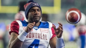'I just want to help': Darian Durant embraces backup role with Winnipeg Blue Bombers