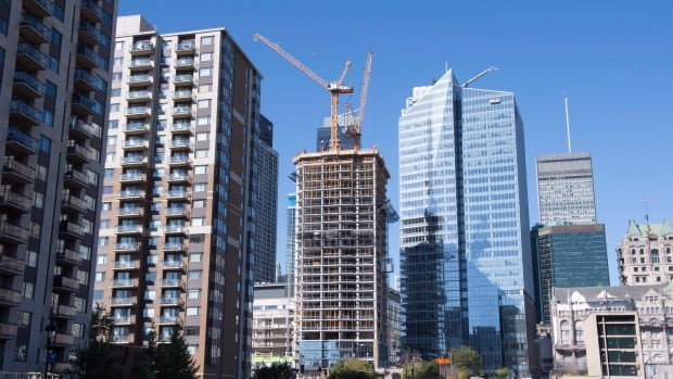 Developers in Montreal are investing billions of dollars in new condominium and office complexes, along with retrofitting older buildings.