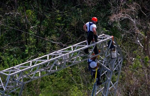 Puerto Rico Power Contract